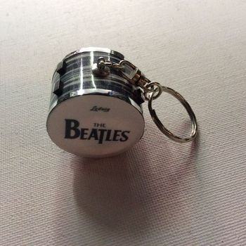 Sleutelhanger - Basdrum - The Beatles