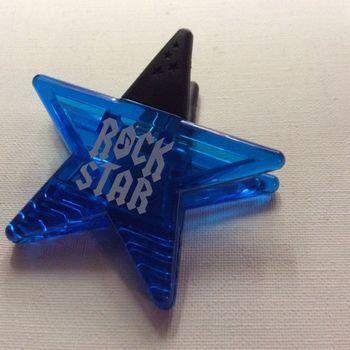 Magneet - Rock Star - Blauw