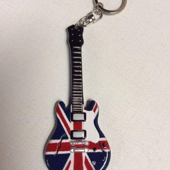 Sleutelhanger - gitaar - Noël Gallagher - Oasis