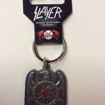 Sleutelhanger - Slayer