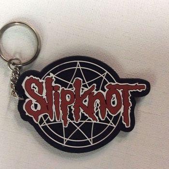 Sleutelhanger - Slipknot - Rubber