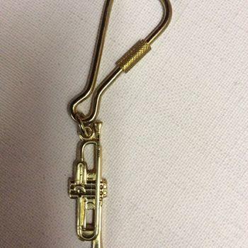 Sleutelhanger - Trompet