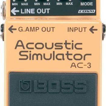 OUTLET - Boss - AC-3