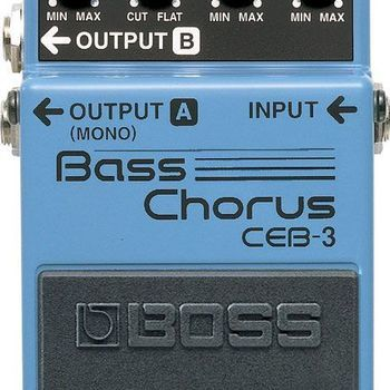 OUTLET - Boss - CEB-3