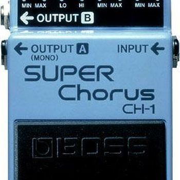 OUTLET - Boss - CH-1