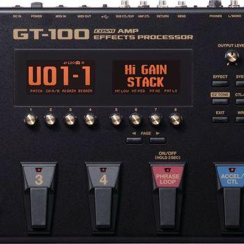 Boss - GT-100