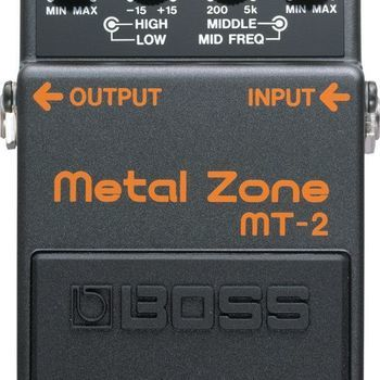 OUTLET - Boss - MT-2