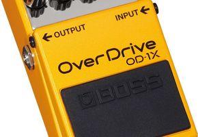 Boss - OD-1X