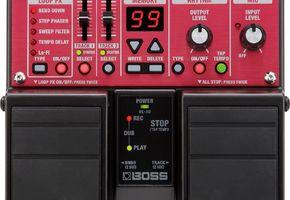 Boss - RC-30 Loopstation