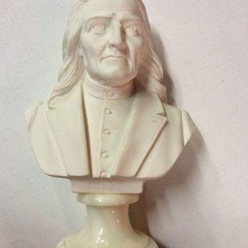 Buste - Liszt - 24 cm