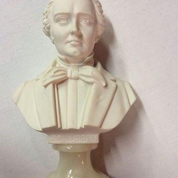 Buste - Schubert - 24 cm