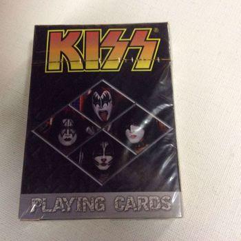 Kaartspel - Kiss