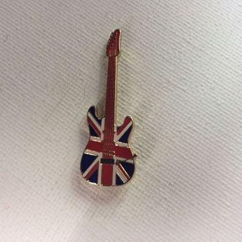 Pin - Stratocaster - Union Jack
