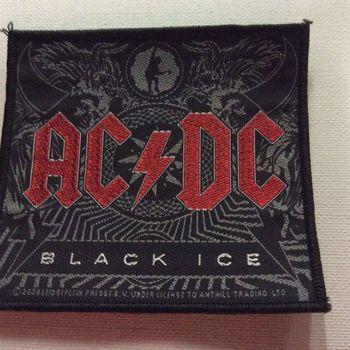 Patch - AC/DC - Black Ice