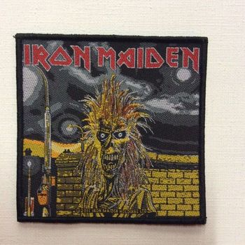 Patch - Iron Maiden - First Album