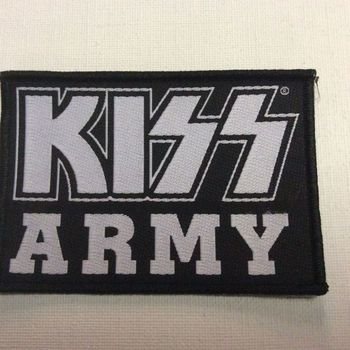 Patch - Kiss Army