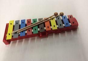 Metallofoon - Hohner - inclusief stokken