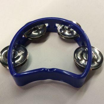 Mini Tambourijn - Blauw