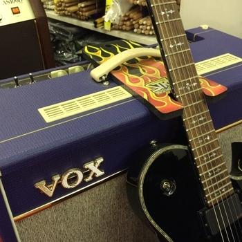 OUTLET Guitar Strutt - Gitaarhouder voor versterkers