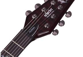 Schecter Hellraiser Casket Limited Edition