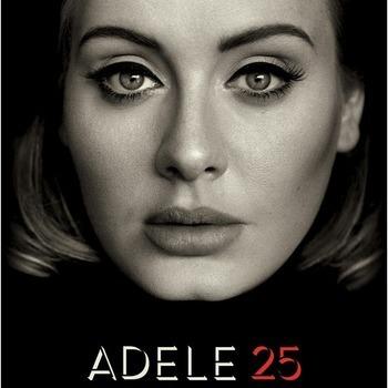 Adele - 25 Easy guitar