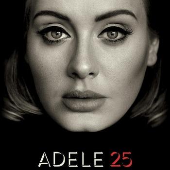 Adele - 25 - Piano vocal guitar