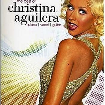 Christina Aguilera The best of p-v-g