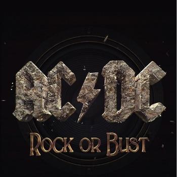 AC/DC Rock or bust Guitar TAB