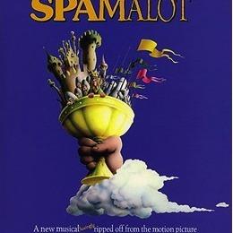Monty Python's Spamalot Easy piano