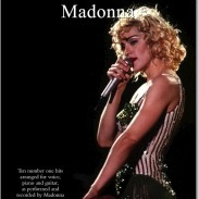 Madonna You're the voice
