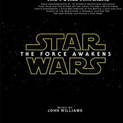 Star Wars - The force awakens - Violin