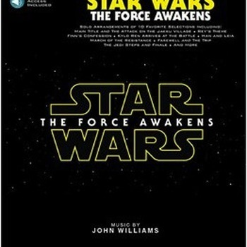 Star Wars - The force awakens - Alto sax