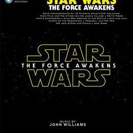 Star Wars - The force awakens - Clarinet