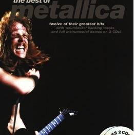 Metallica - The best of - Play guitar with