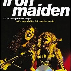 Iron Maiden - Play guitar with - CD