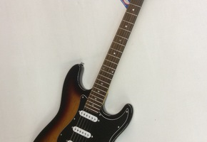 Schecter Stratocaster Diamond Series Sunburst