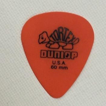 Dunlop - Tortex Standard - 0,60 mm