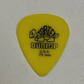 Dunlop - Tortex Standard - 0,73 mm