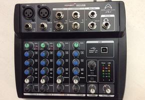 Wharfedale Mixer 802USB