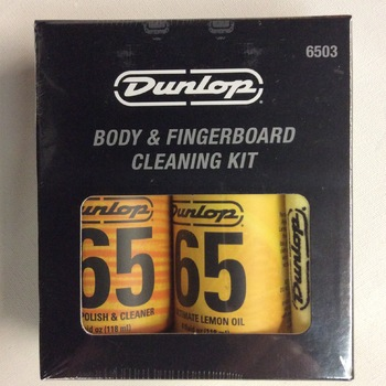 Dunlop - Body & Fingerboard Cleaning Kit