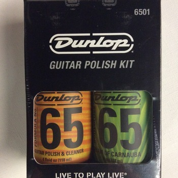 Dunlop - Guitar Polish Kit