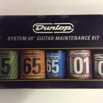 Dunlop - System 65 - Guitar Maintenance Kit