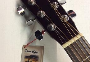 Grimshaw Folkgitaar - NT - LINKSHANDIG
