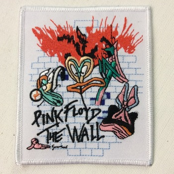 Patch - Pink Floyd - The Wall Creature