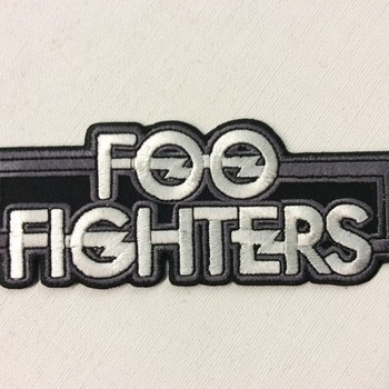 Patch - Foo Fighters - new logo