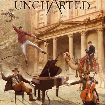 The piano guys Uncharted