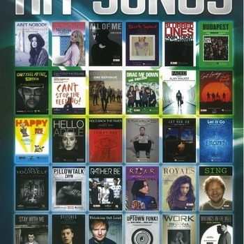 Hit songs  Piano - Vocal - Guitar