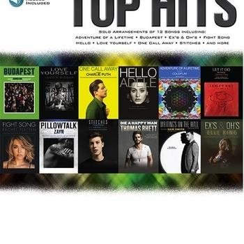 Top hits Violin + Audio Access
