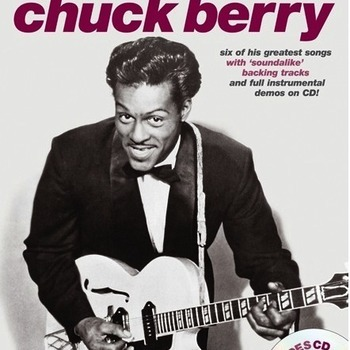 Chuck Berry  Play guitar with + CD