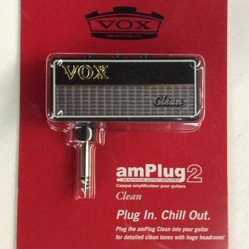 Vox - amPlug 2 - Clean